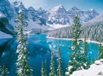 Banff Park, Canada - Moraine Lake Puzzle