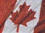 Canadian Flag Photomosaic Puzzle