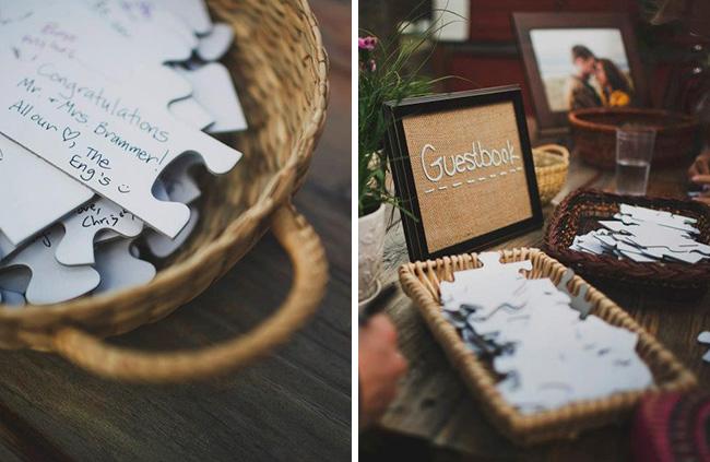 custom wedding book, wedding ideas, unique weddings, cute wedding inspiration